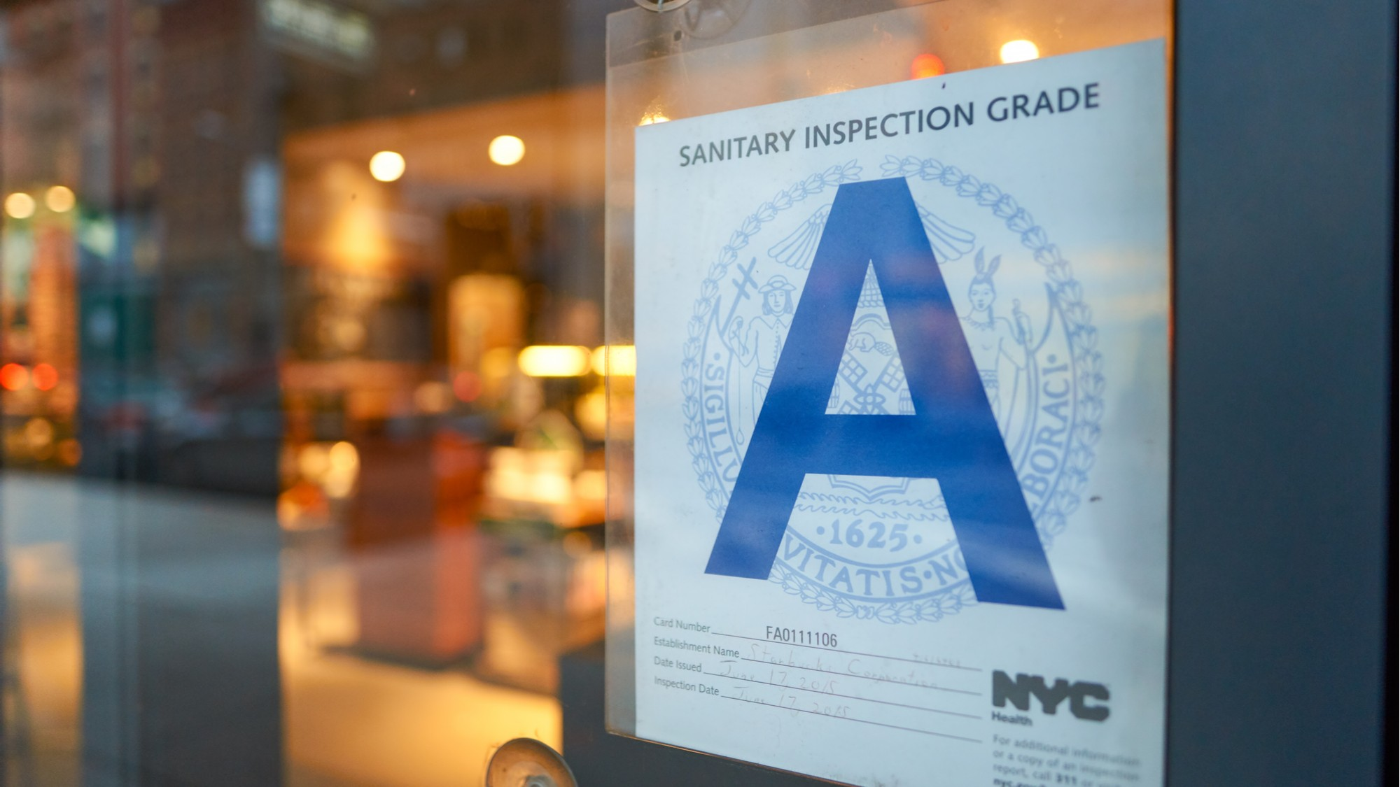 The Internet of Things Needs Food Safety-Style Ratings for