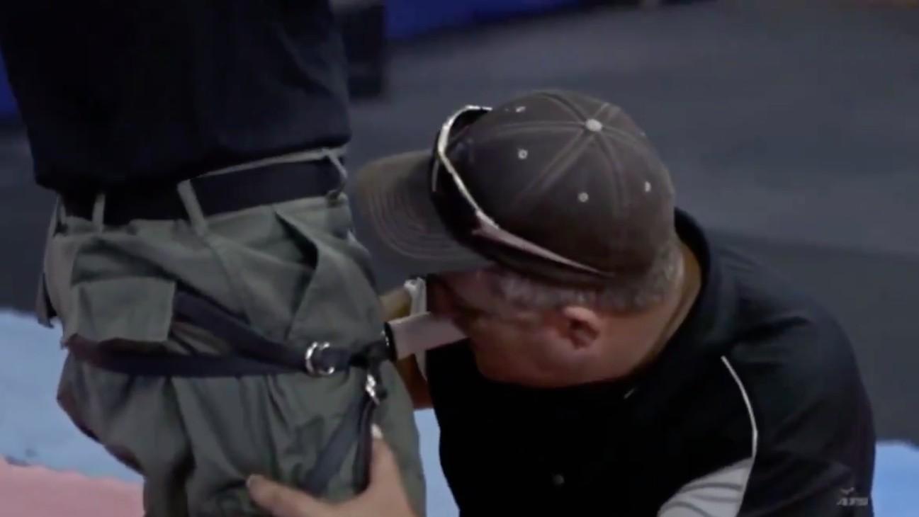 Sacha Baron Cohen Got a Pro-Gun Activist to Bite a Dildo to Fight Terrorism