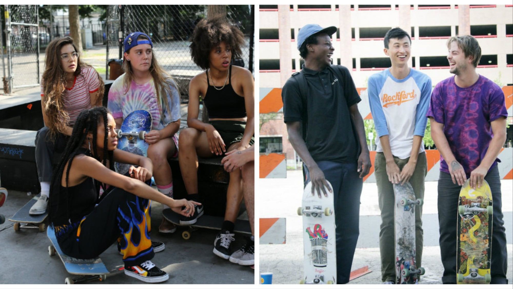 Two New Skate Films Are Subverting Gender Norms Vice
