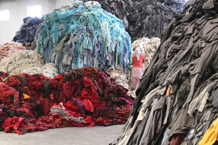 5 different ways to recycle clothing without killing the environment - i-D