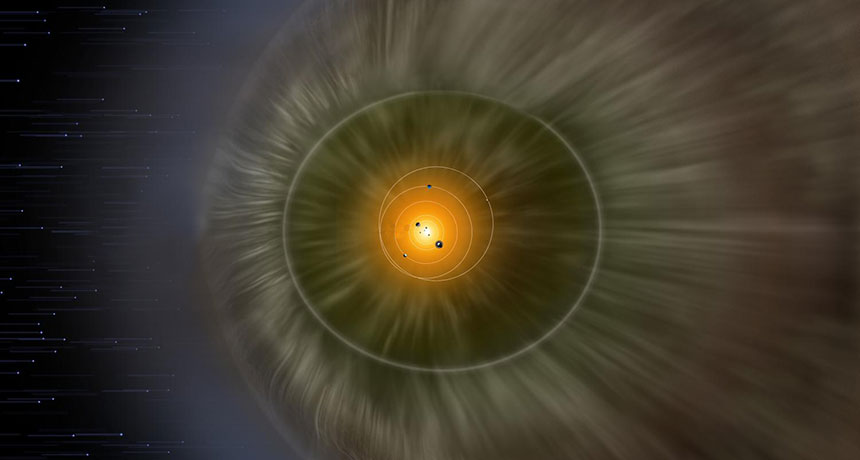 We May Have Identified What Lies at the Outermost Edge of Our Solar System