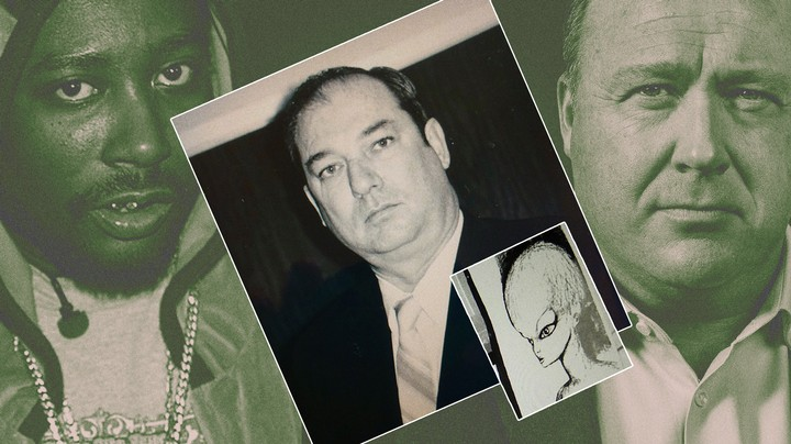 The Strange True Story of the Godfather of Conspiracy Theories