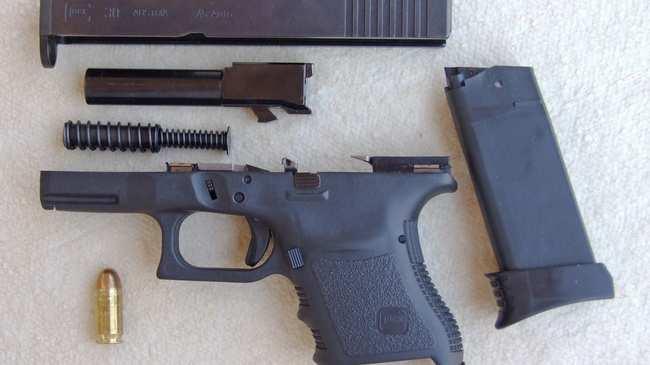 3d printing guns australia