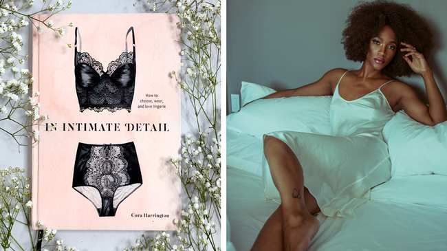 Let This Author Explain Everything You Should Know About Lingerie to ... 646518e97
