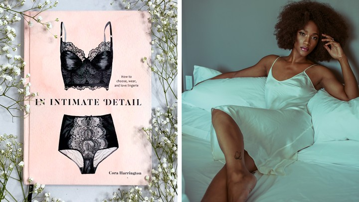 This Author Explains Everything You Should Know About Lingerie