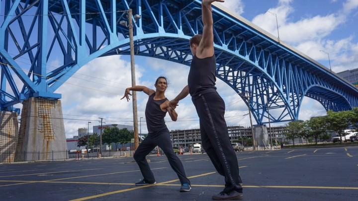 Inside the Beautiful World of Same-Sex Ballroom Dancing