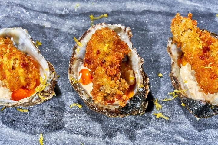 Nashville Fried Oysters Recipe