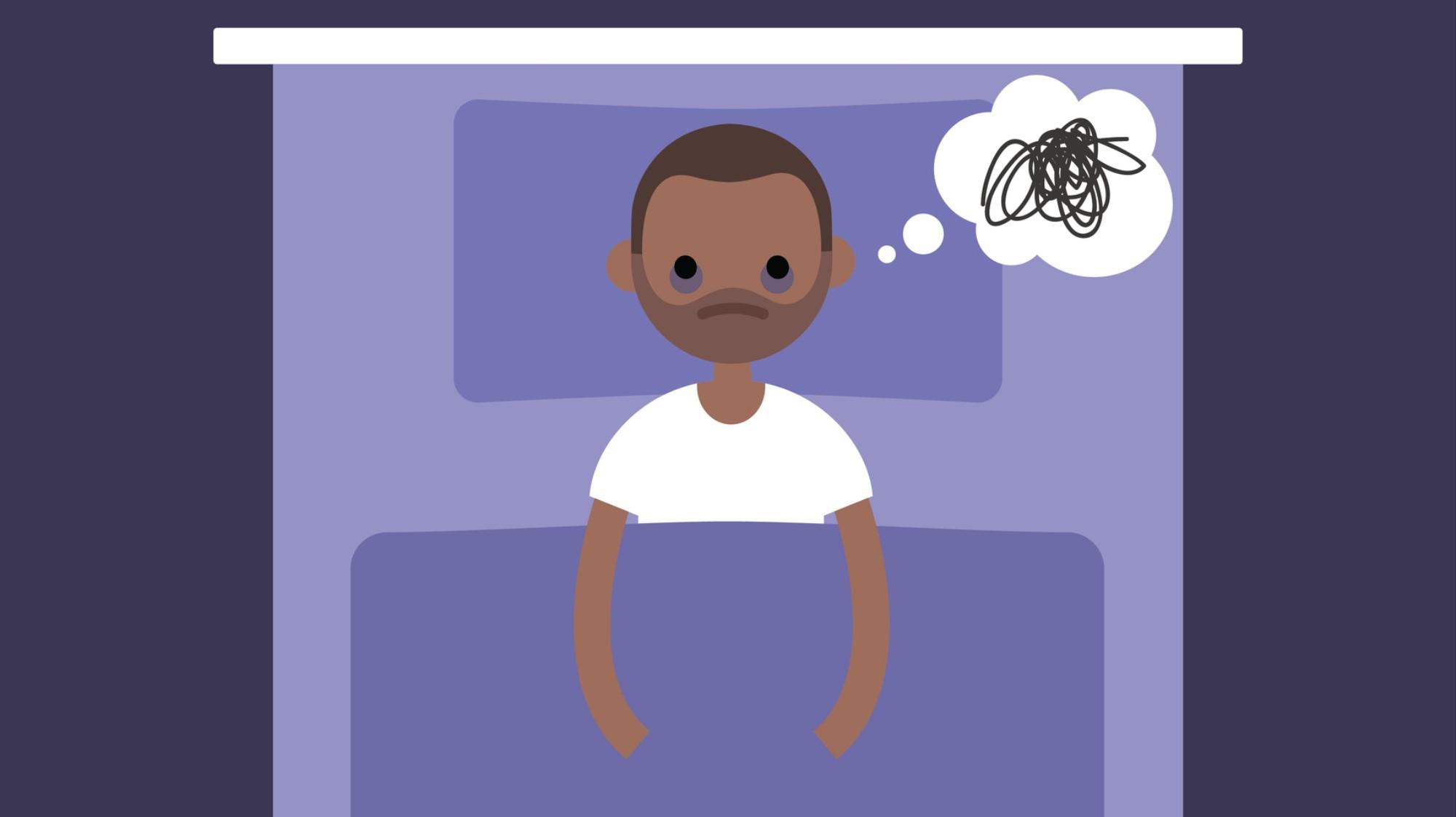 Apa Yang Sebaiknya Kamu Lakukan Saat Tak Bisa Tidur Karena