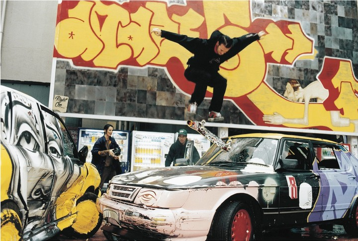 You Need to See This Wild Documentary About 90s Misfit Skaters and Artists