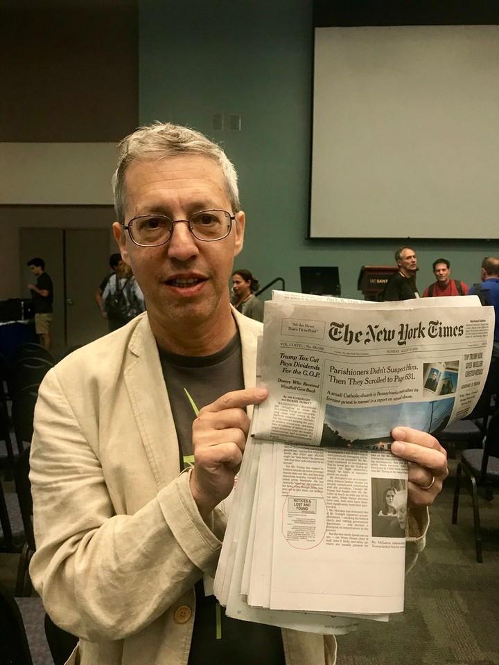 La blockchain più antica del mondo si nasconde in un giornale dal 1995