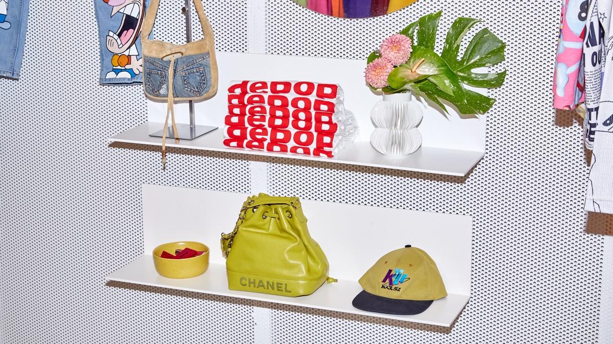 see inside depop's irl new york store - i-D