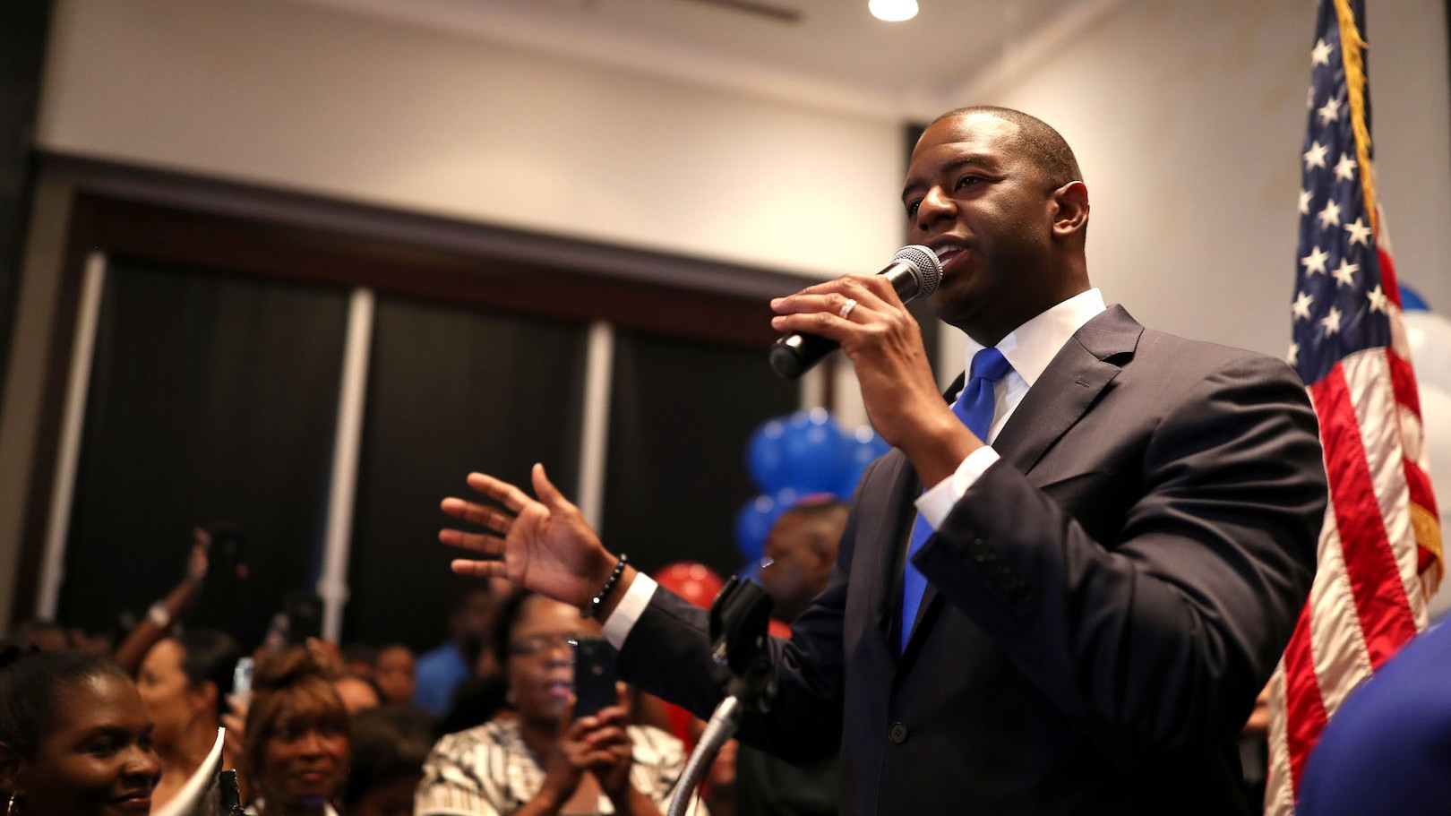 Image result for andrew gillum