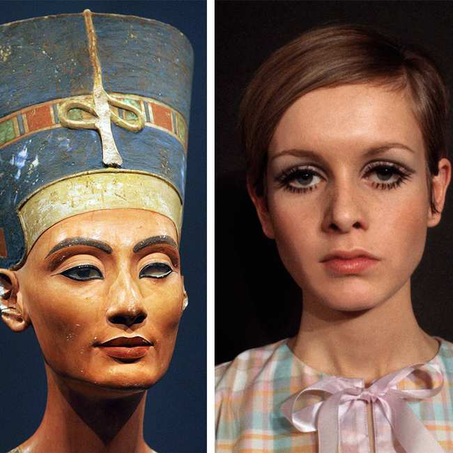 The History of Eyeliner