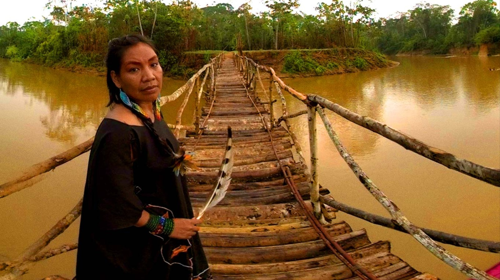 This Incredible VR Film Takes You on an Ayahuasca Journey to the Amazon