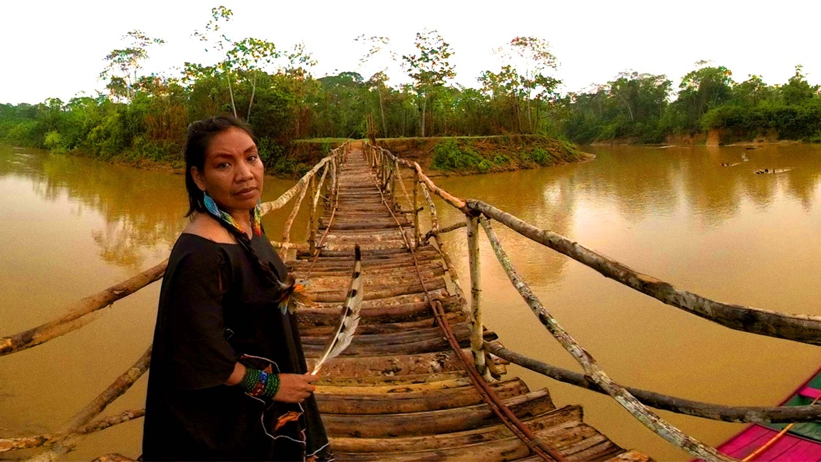 This VR Film Takes You on an Ayahuasca Journey to the Amazon