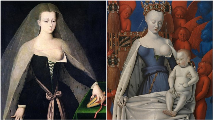 The Untold Story of a Legendarily Topless Mistress Who Saved France
