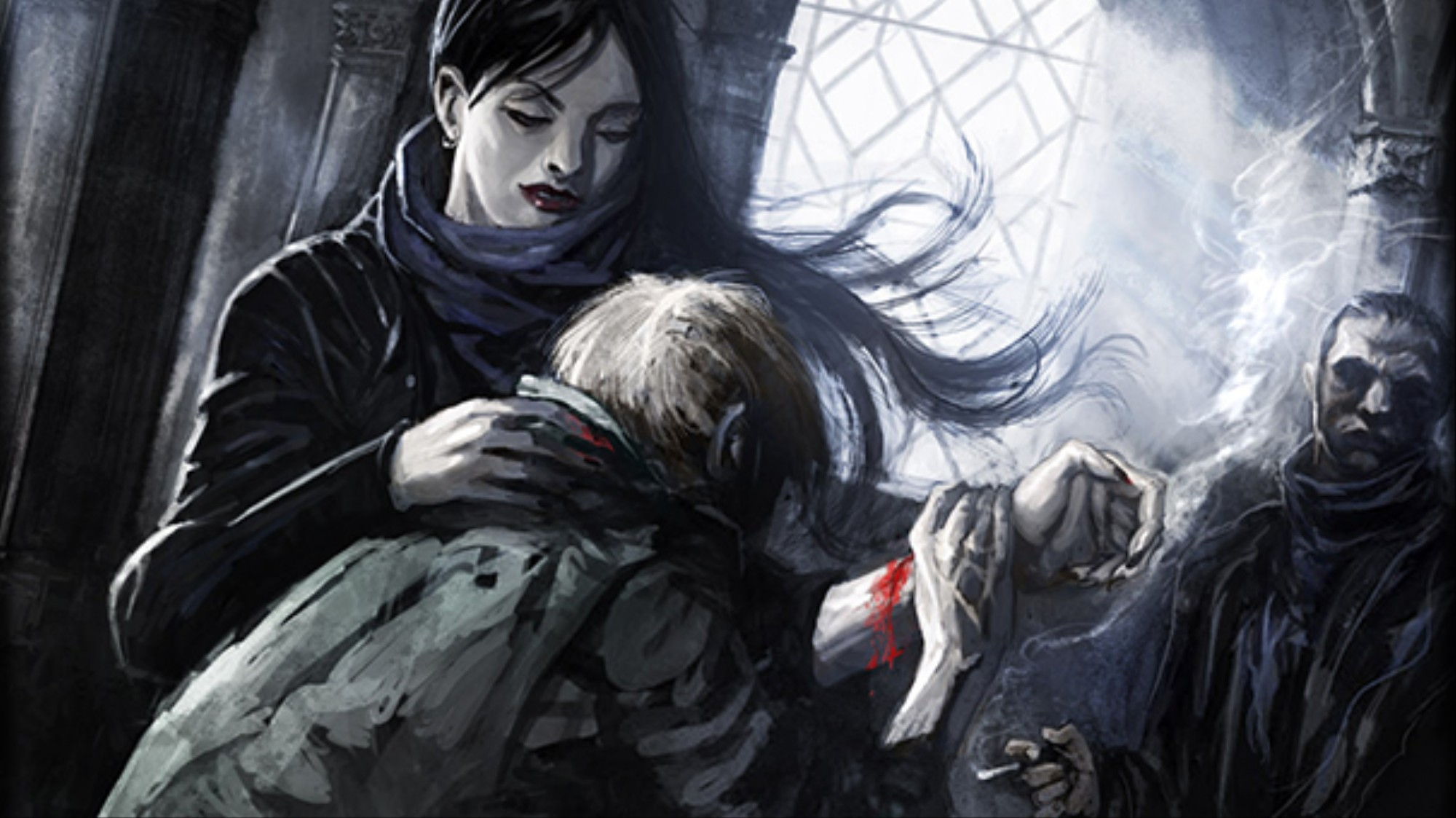 How the Makers of 'Vampire: the Masquerade' Convinced its