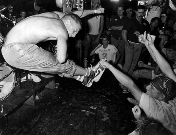 New York Hardcore Punk Guide : YOUTH OF TODAY