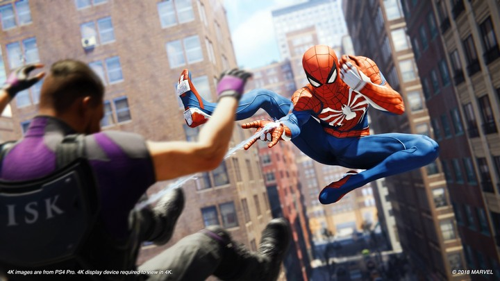 'Spider-Man' for PS4 Is Like a Marvel Movie—Fun, Polished, and Forgettable