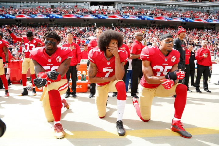 Colin Kaepernick's Nike Deal is Humiliating for the NFL