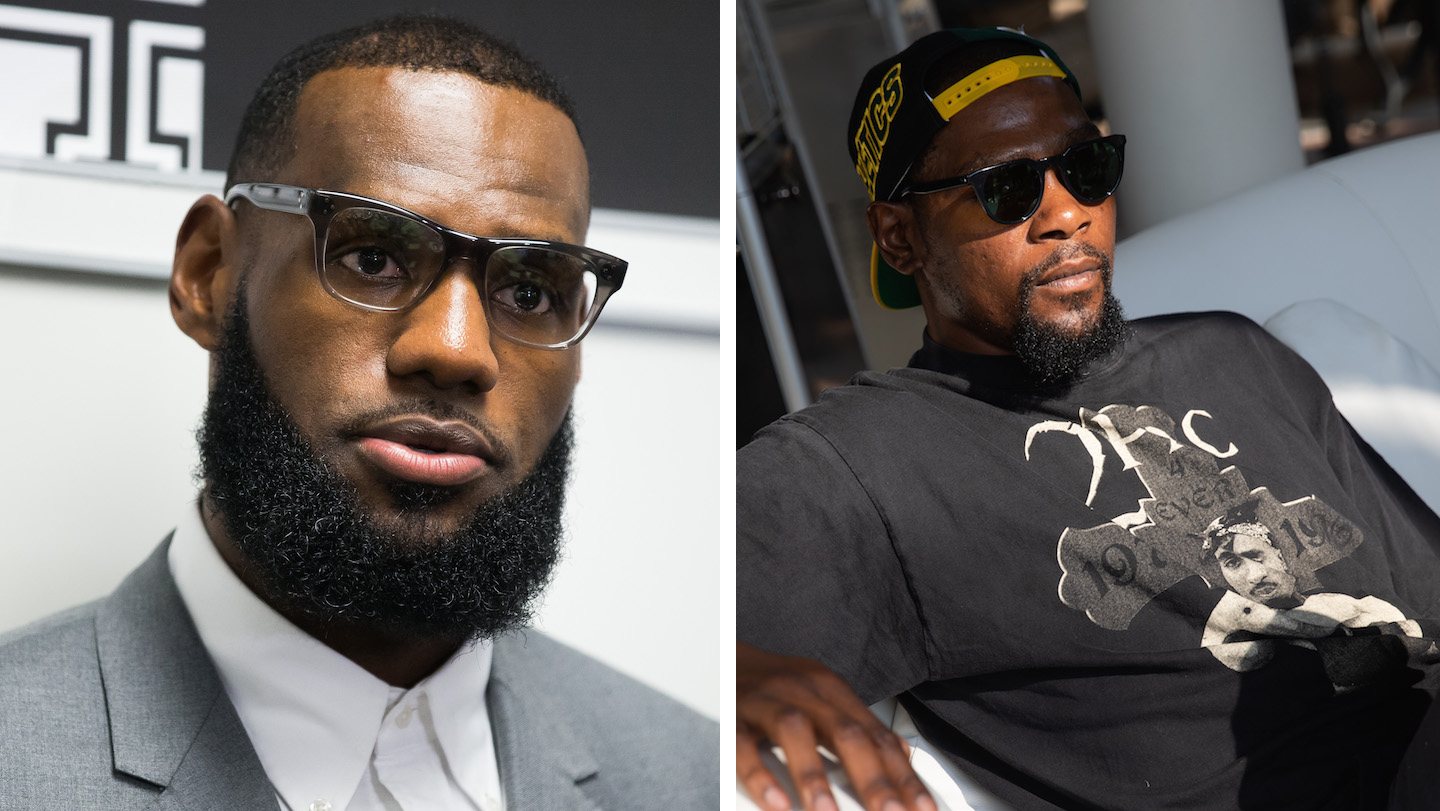 43f5b6fb19ec The Story of the Lebron James and Kevin Durant Song That Didn t Need to  Exist