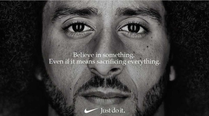 colin kaepernick's nike campaign has, predictably, enraged racist americans