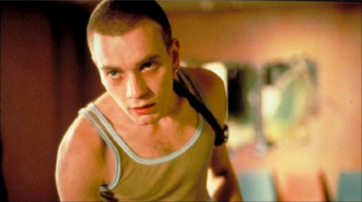 Trainspotting wasnt like my life but watching it made me feel bolder