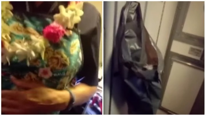 Passengers Asked to Pee in Trash Bags and Bottles on This Flight from Hell