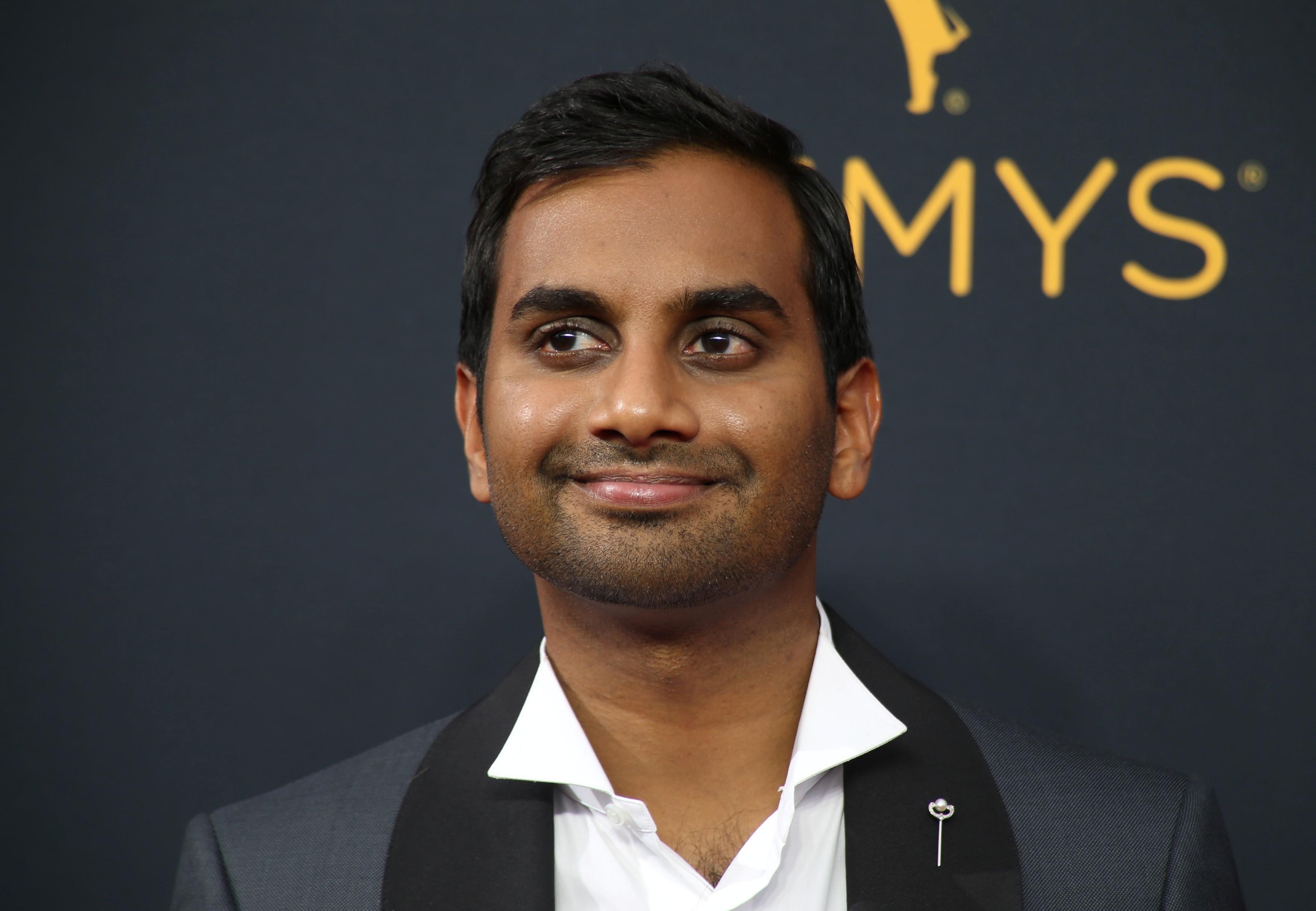 Aziz ansari neue york Zeiten online dating Verpflichtungsphobie datiert