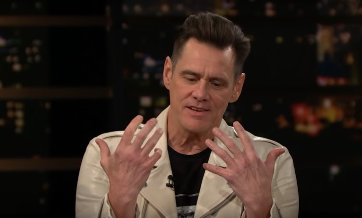 Watch Jim Carrey School Americans on Canadian Healthcare