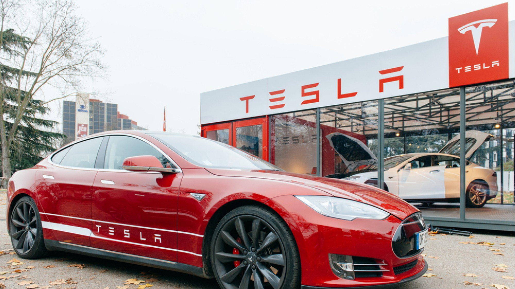 Researchers Figured Out How to Hack a Tesla's Locks in Under