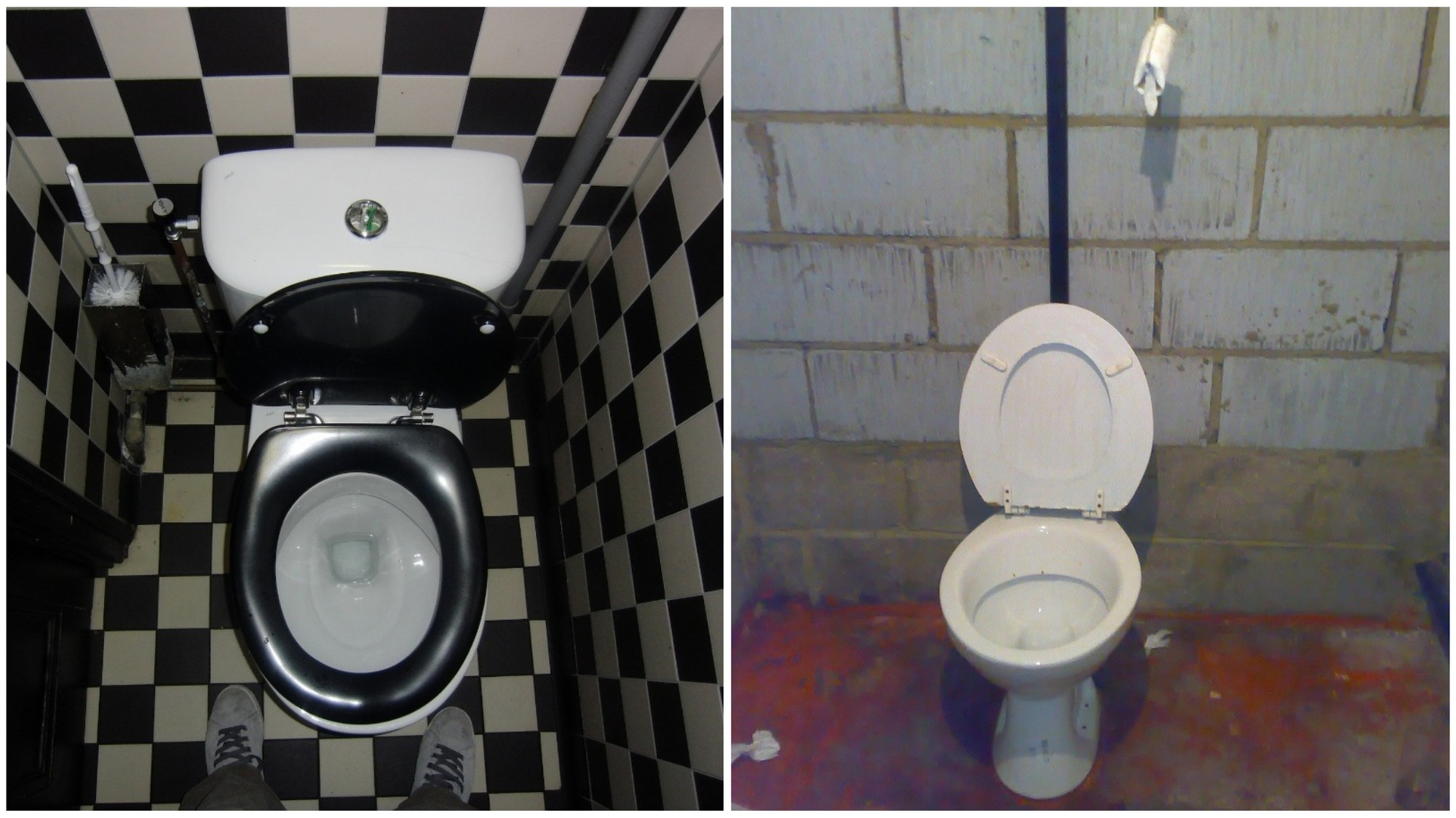 Weird Cursed Toilets With Menacing Auras 6