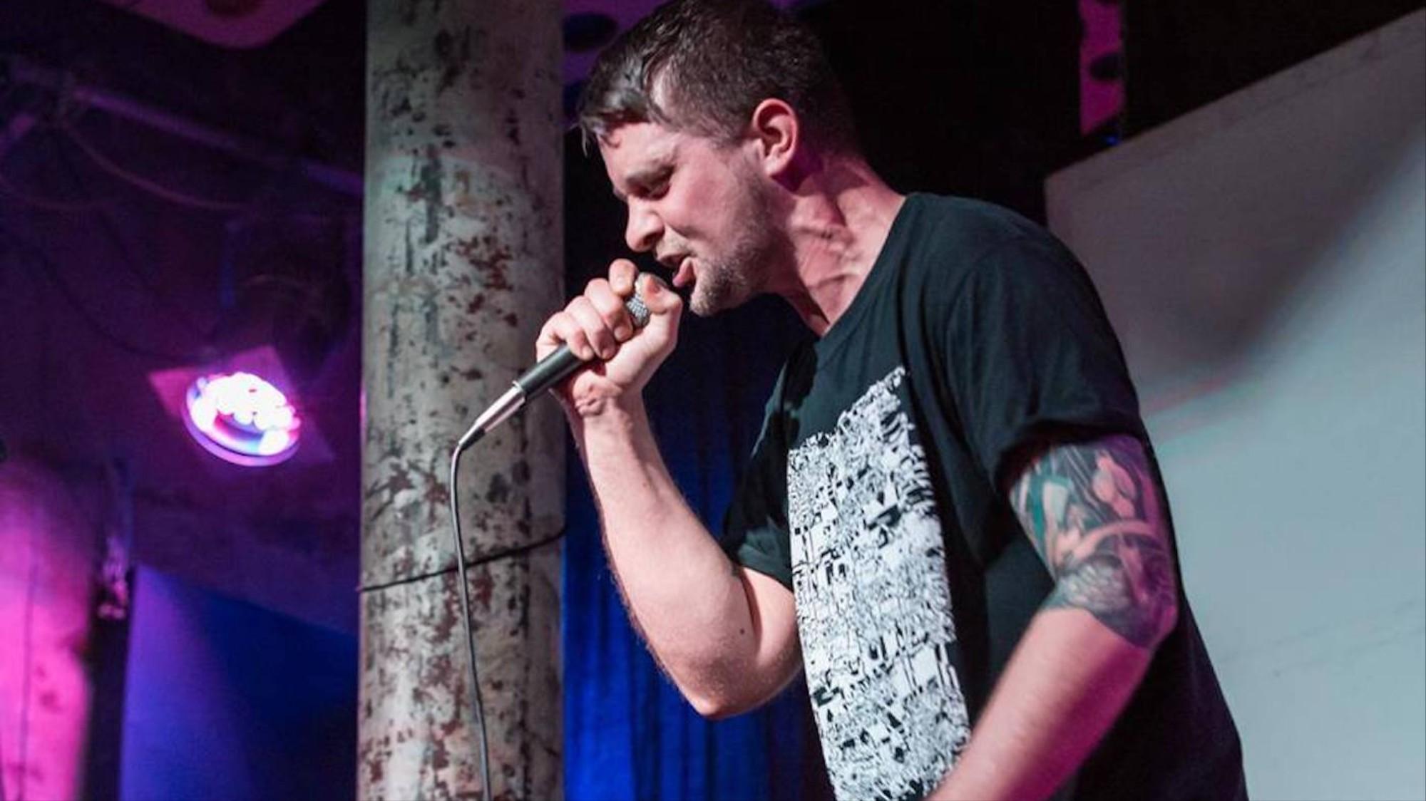 Inside the Sweaty Glasgow Gig Using Hip-Hop to Resist the