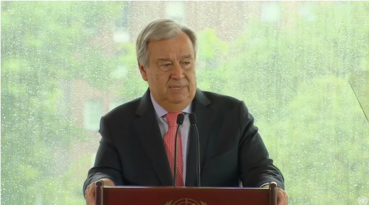 UN Secretary-General Says We Have A Year and a Half to Avoid 'Runaway' Climate Change