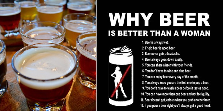 Ohio Brew Tour Cancelled After Organizer Posts Sexist Meme About Women