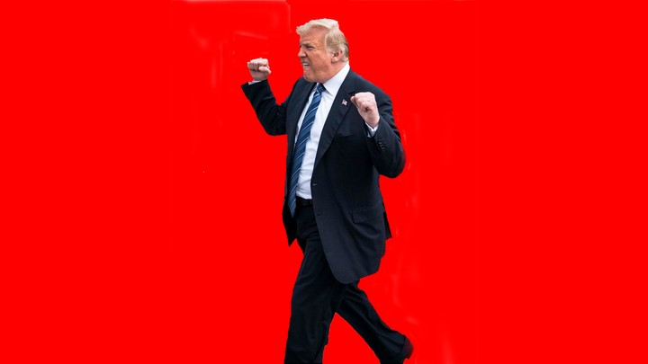 Trump's 9/11 Fist Pump Is Now Just a Photoshopped Meme