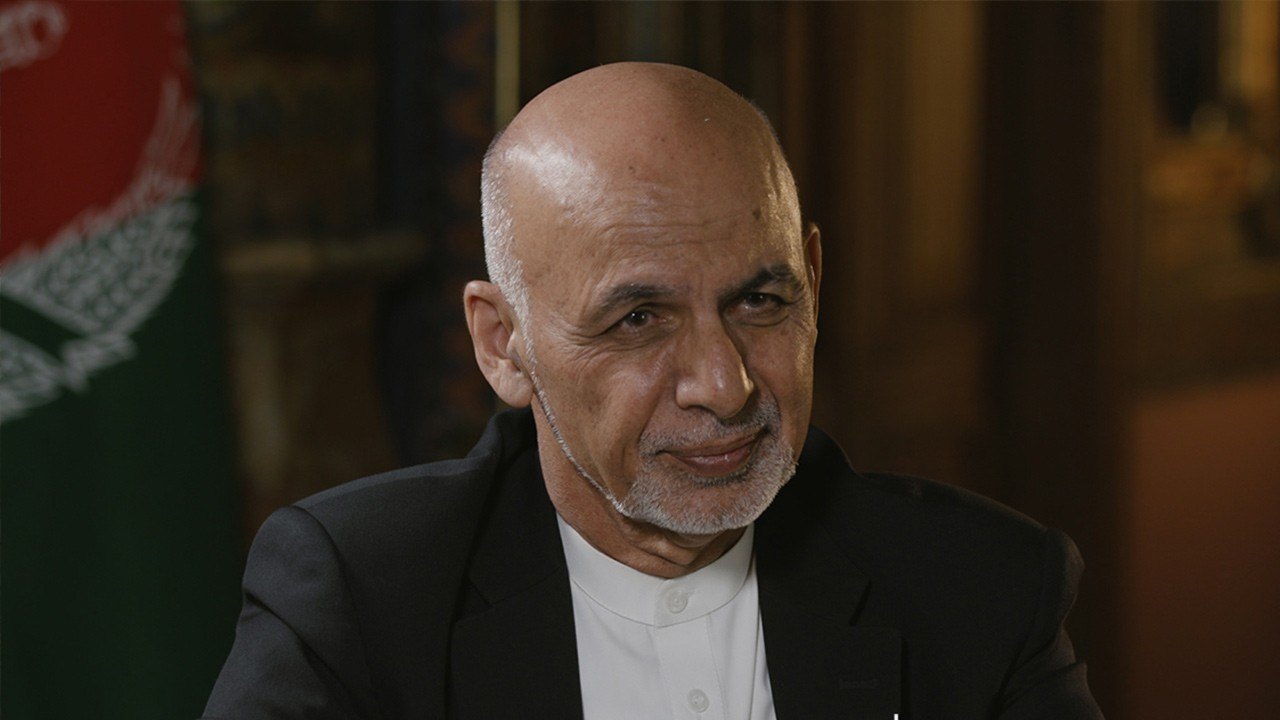 In exclusive interview, Afghanistan's president Ashraf Ghani insists Trump's Taliban strategy is working