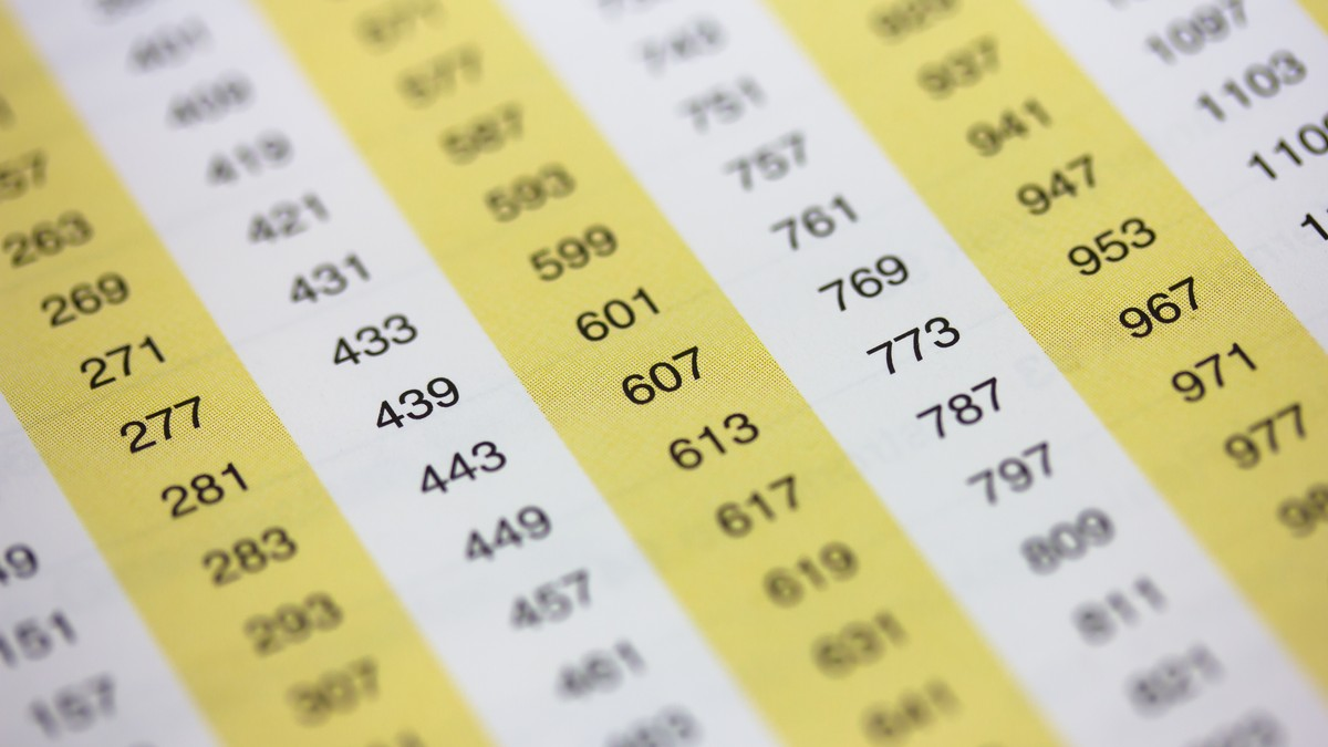 Researchers Discover a Pattern to the Seemingly Random Distribution of Prime Numbers