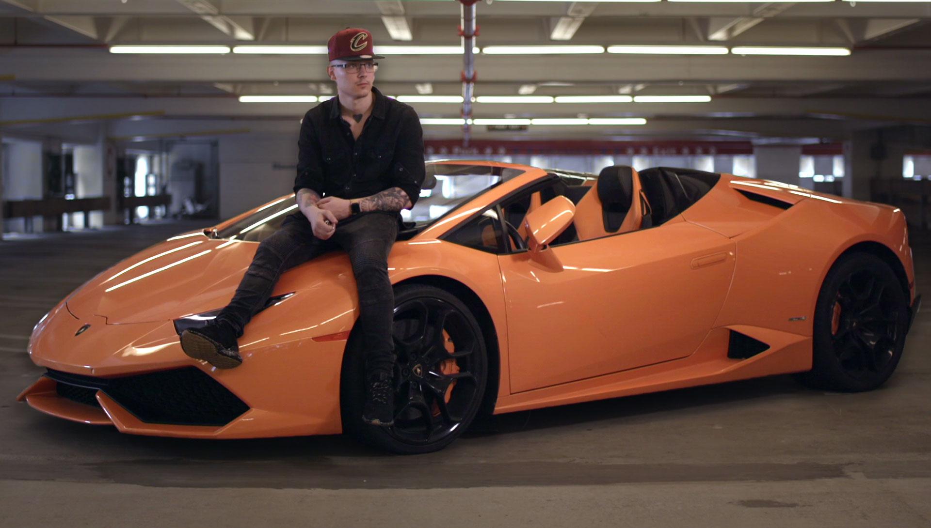 Video: Viel Schein, kaum Sein – Das Geschäft mit Luxusautos