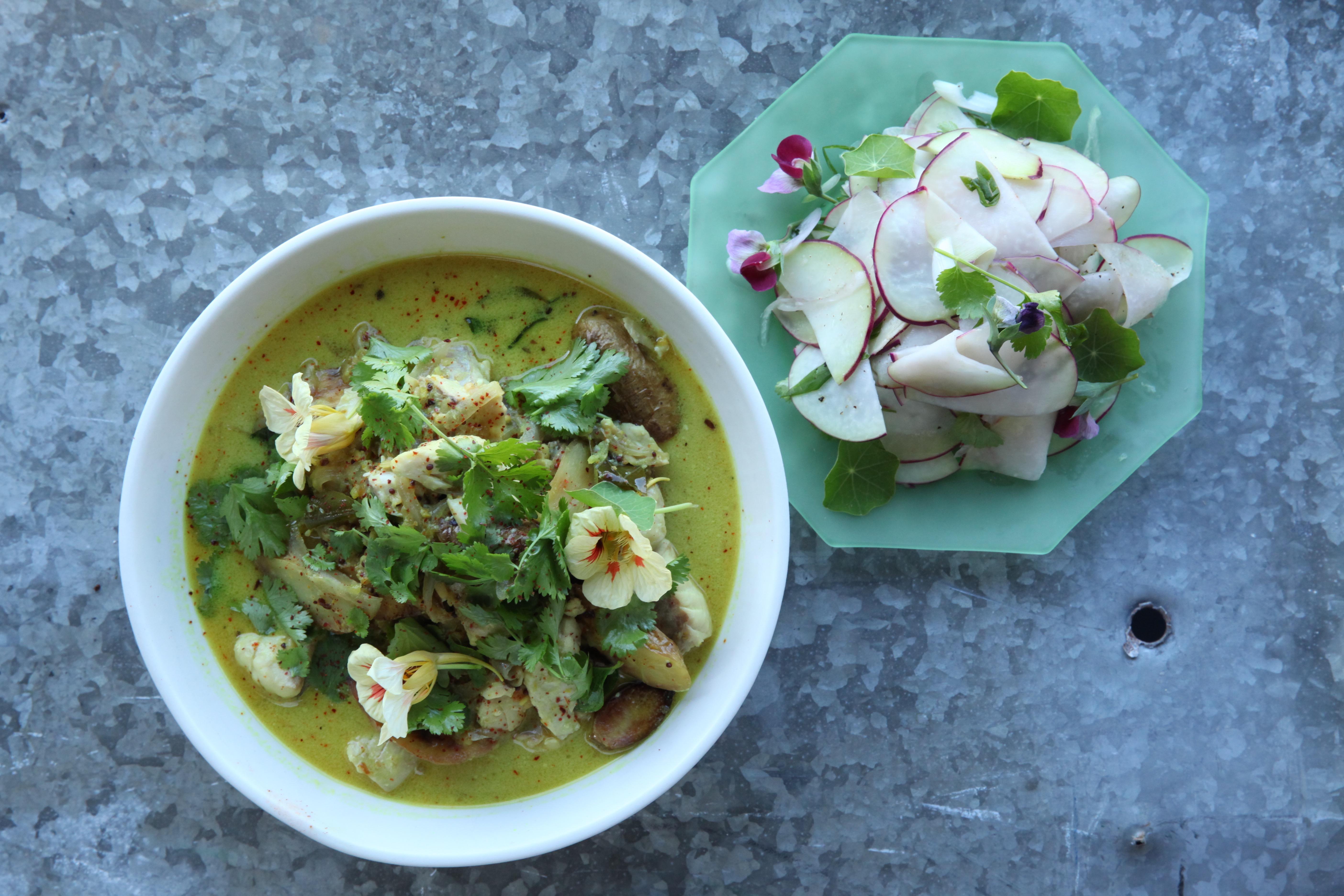 Cheetie Kumar Fish Curry - MUNCHIES