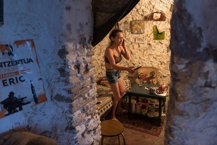Fotos que muestran cómo es vivir en las cuevas de Granada