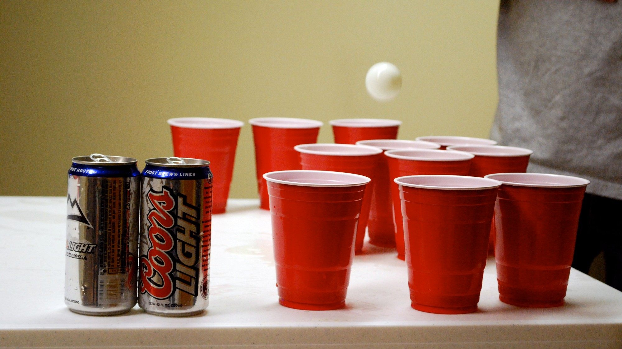 Drinking Games, Ranked from Least Terrible to Truly Terrible