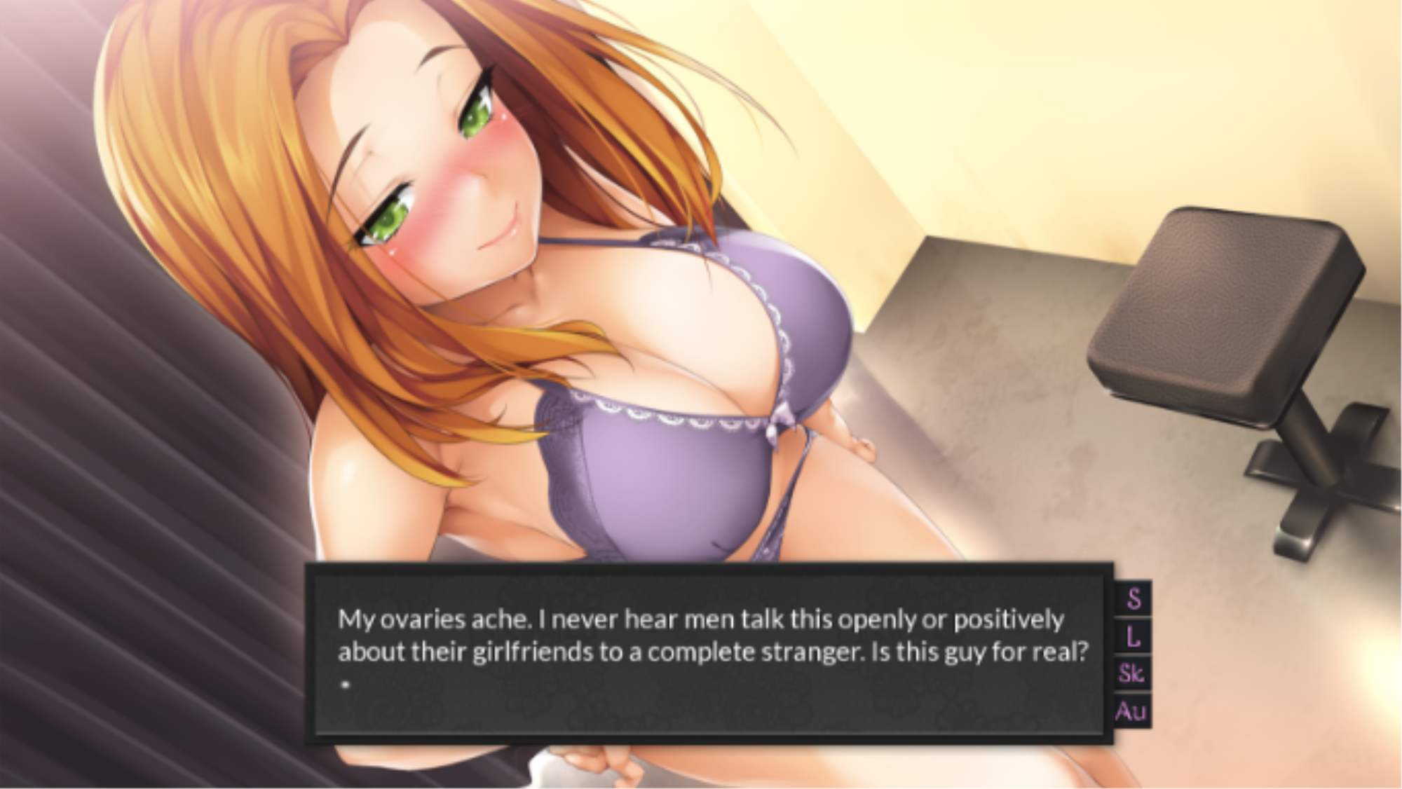 3D Anime Por the first hardcore porn game on steam is not fucking around