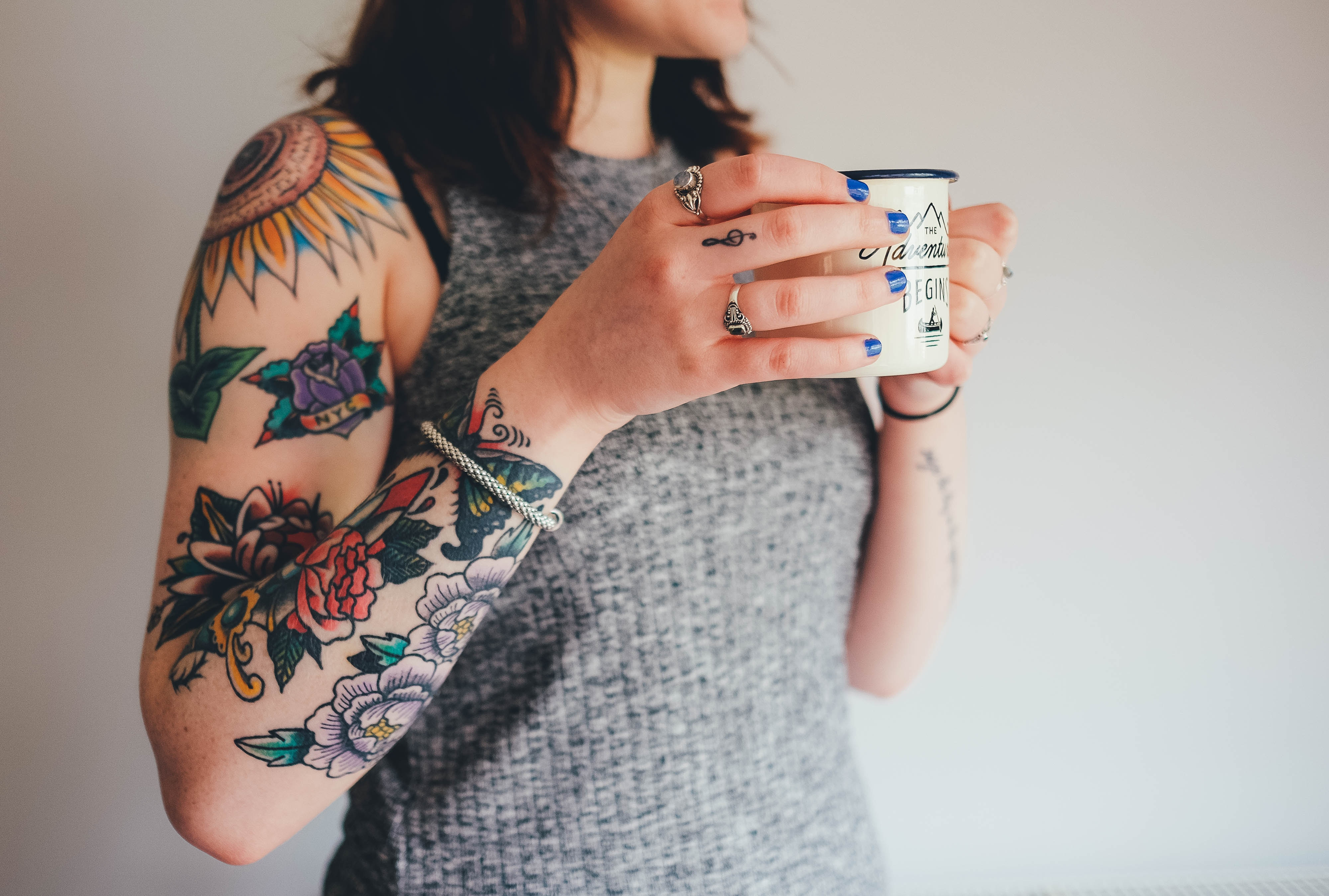 eab4204cdc567 Tattoo Parlors Are Bragging About Their 'Healthy' Vegan Tattoos