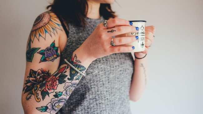 Tattoo - VICE