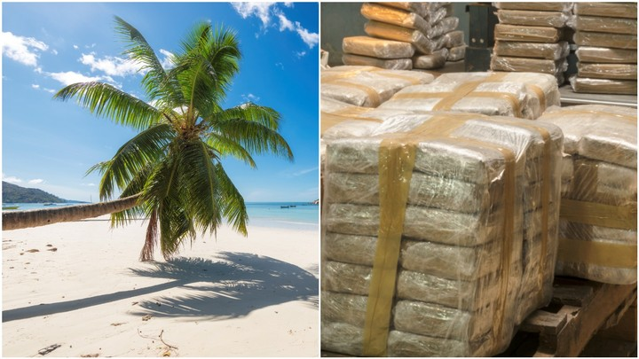 Bricks of Pure Cocaine Keep Washing Up on Beaches in Fiji