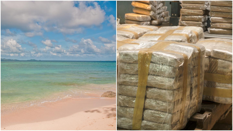 Seit Monaten landet Koks an den Stränden der Fidschi-Inseln