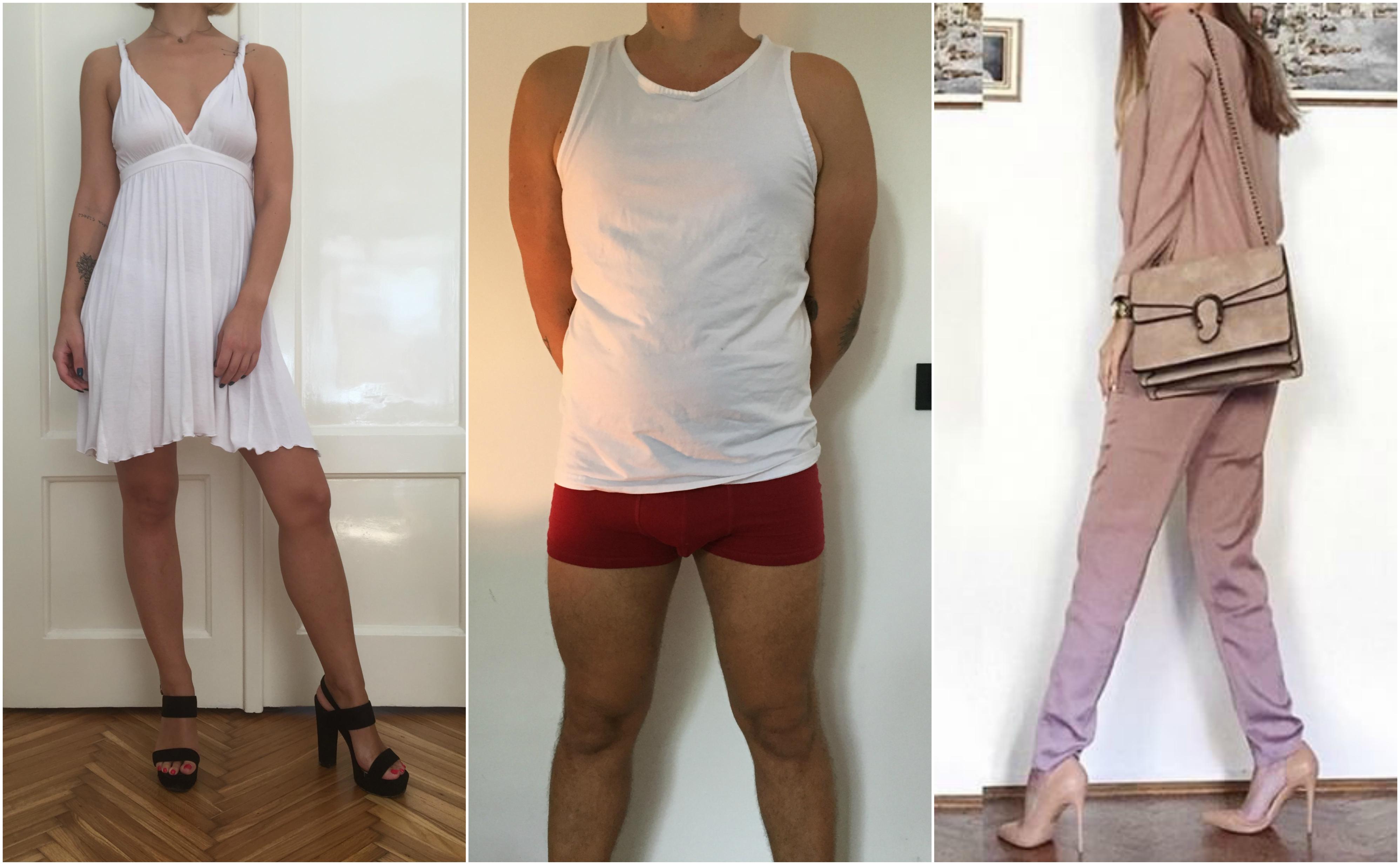 Ραντεβού φωτογραφίες με ρούχα