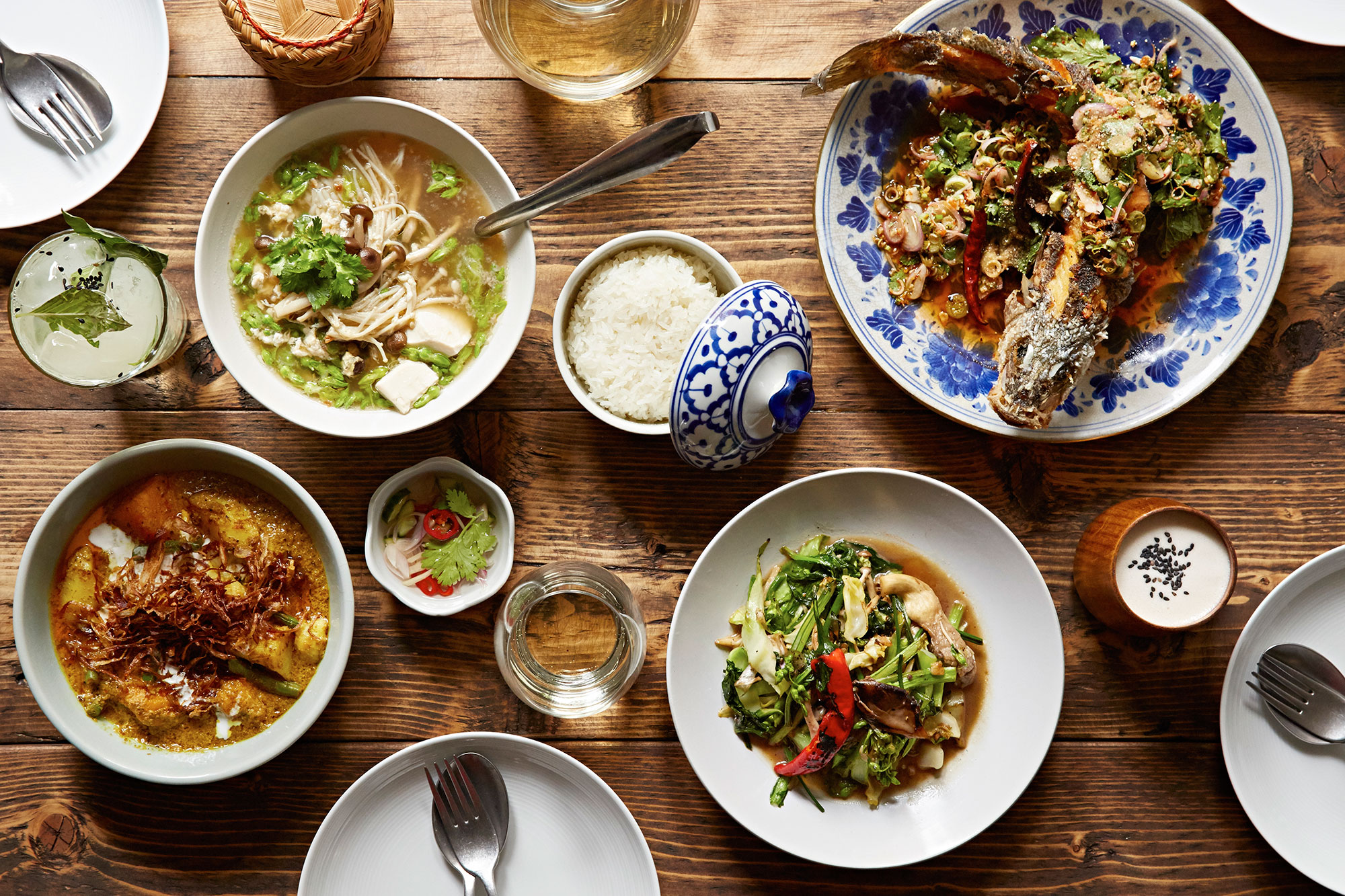 Thai Takeover Some Of The Best Thai Food In London Amuse