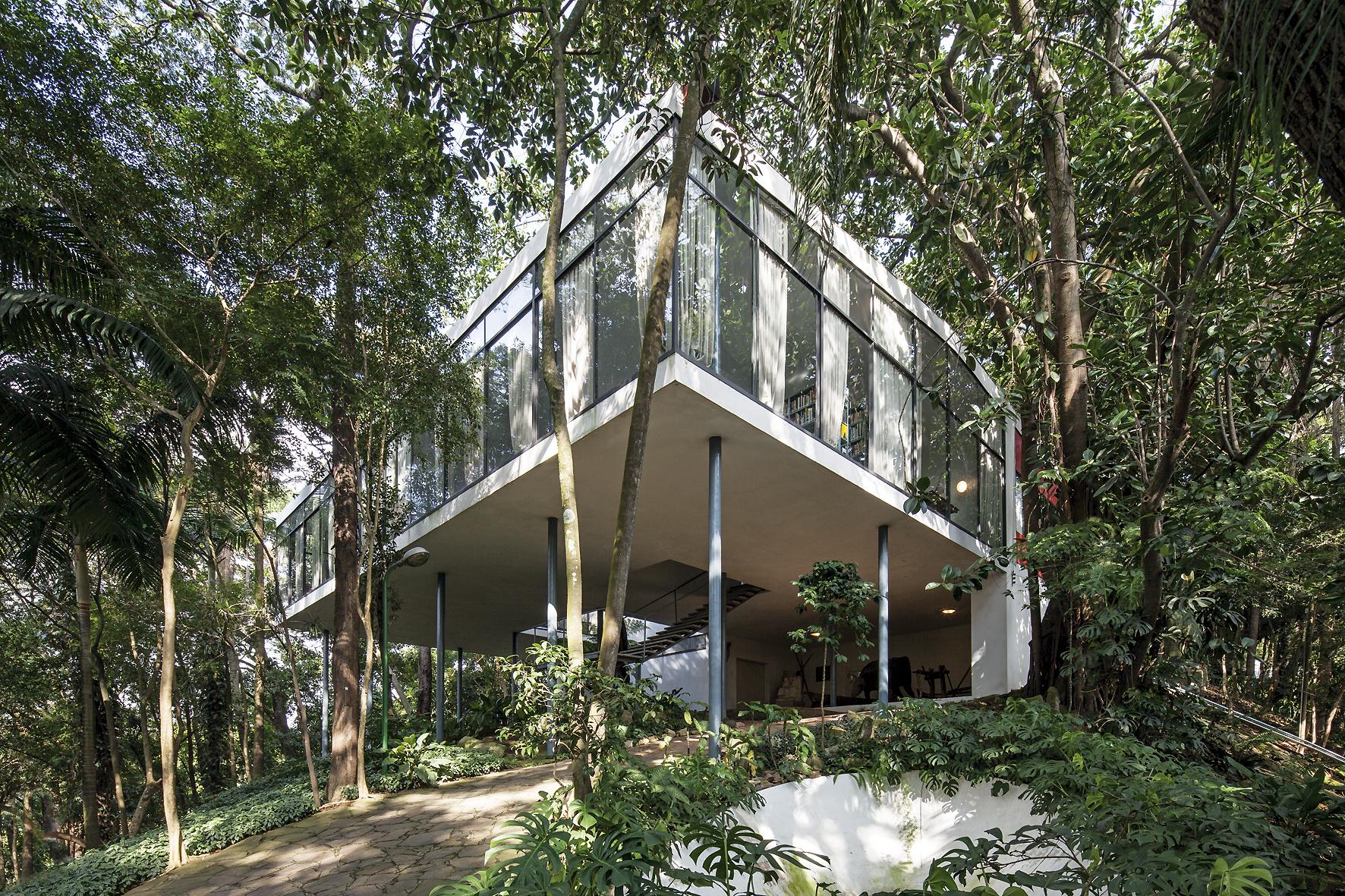 Brazilian architecture the dream house casa de vidro amuse